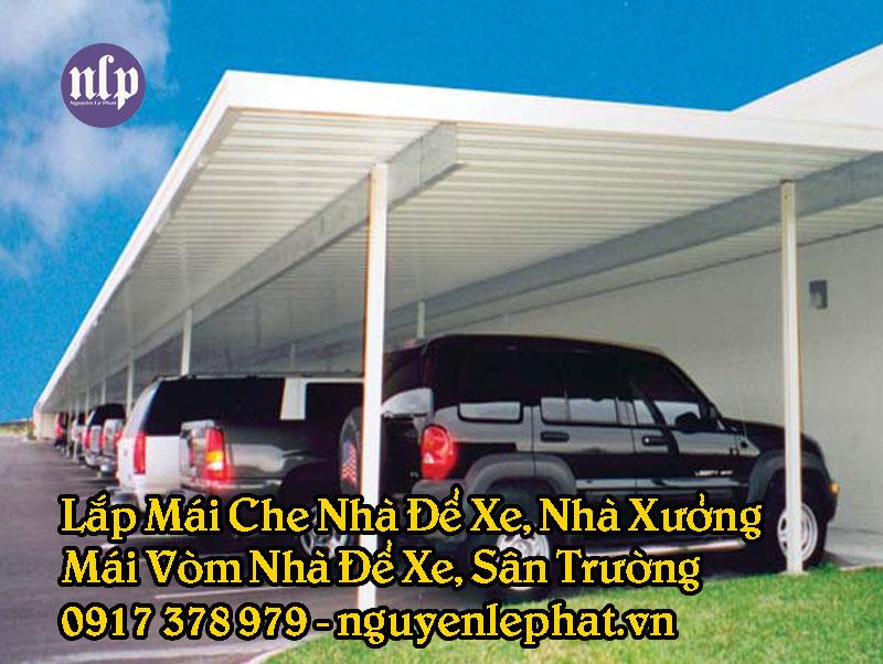 MÁI VÒM ÔTÔ, XE MÁY - mái hiên di động, mái che, mái vòm nhà để xe, nhà xưởng